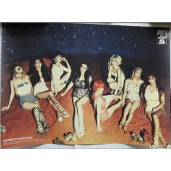 [海報] 少女時代Girls' Generation - Album Vol.5 [You Think]韓版[海報] POSTER
