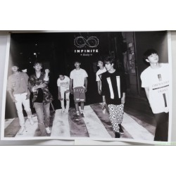 [海報]Infinite - Mini Album Vol.5 [Reality] 韓版[海報C] POSTER
