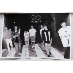 [海報]Infinite - Mini Album Vol.5 [Reality] 韓版[海報C] POSTER