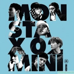 MONSTA X - Mini Album Vol.2 [RUSH]