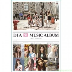 DIA ~Mini Album Vol.1 [DO IT AMAZING]