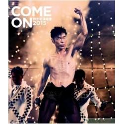 許志安Come On 演唱會 2015 Blu-Ray