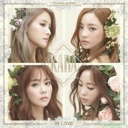 KARA - IN LOVE (7TH MINI ALBUM)