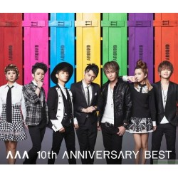 AAA 10th ANNIVERSARY BEST 台版