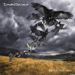 David Gilmour~Rattle That Lock CD