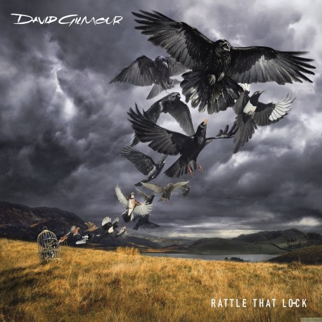 David Gilmour~Rattle That Lock CD