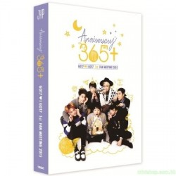 GOT7 - 1ST FAN MEETING 365+ DVD (2 DISC)
