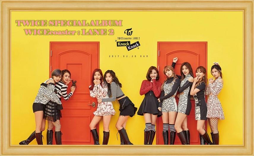TWICE SPECIAL ALBUM [TWICEcoaster : LANE 2] 韓版
