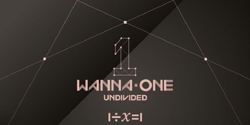 WANNA ONE - 1÷Χ=1 (UNDIVIDED) (SPECIAL ALBUM)